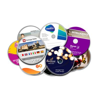 Disc Duplication Service