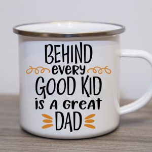 Behind Every Good Kid is a Great Dad